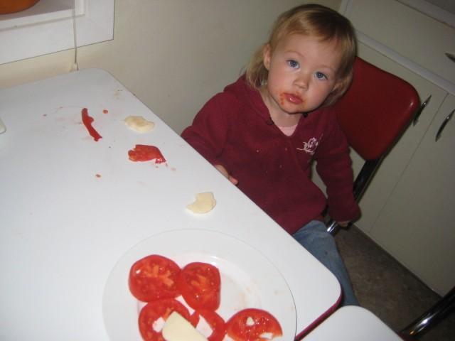 goodbye tomatoes
